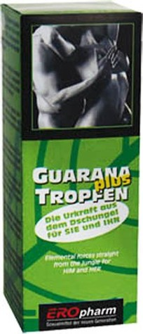Guarana plus tropfen
